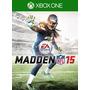 Madden 15 Jogo Futebol Americano Xbox One Midia Fisica
