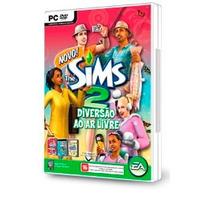 The Sims 2 Diversão Ao Ar Livre Game Pc Ea Oficial 3 Jogos