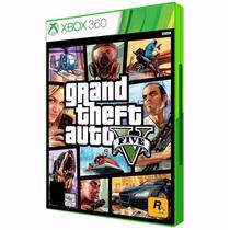 Gta V 5 Xbox 360 Português Mídia Fisica Original