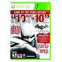 Jogo X360 Batman Arkham City Goty Webfones