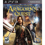 Jogo Playstation 3 The Lord Of The Rings Aragorns Quest
