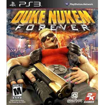 Ps3: Duke Nukem Forever - Jogo Original E Lacrado