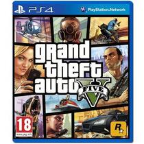 Gta 5 V Ps4 Play4 Grand Theft Auto Português + 12x Sem Juros