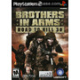 Patch Brothers In Arms: Road To Hill 30 Ps2 Frete Gratis