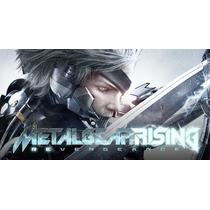 Metal Gear Rising Revengeance Pc Original