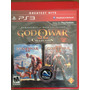 Jogo Ps3 - God Of War - Collection (2 Em 1)