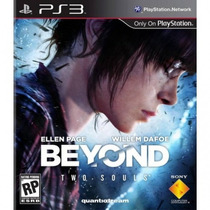 Beyond Two Souls - Em Português - Ps3 - Novo E Lacrado