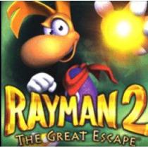 Rayman 2/ The Great Escape Jogos Ps3 Codigo Psn