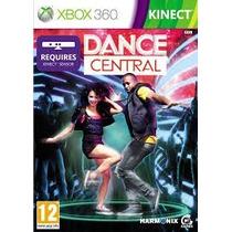 Promoção!! Dance Central Xbox Kinect Original Novo - Lacrado
