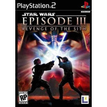 Star Wars Episode 3 Revenge Of Ps2 Patch - Compre 1 E Leve 2