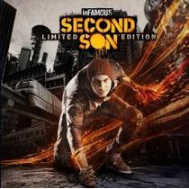Infamous Second Son Ps4 Psn Jogos Envio Rapido