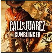 Call Of Juarez Gunslinger Ps3 Jogos Codigo Psn