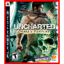 Uncharted 1 Ps3 Psn Drakes