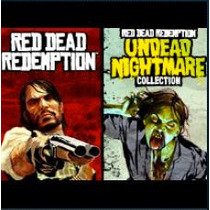 Red Dead Redemption And Undead Nightmare Collection Ps3 Jogo
