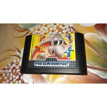 Rolo To The Rescue Original Tec Toy Sega Mega Drive