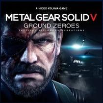 Metal Gear Solid V Ground Zeroes Ps4 Psn Jogos Envio Rapido