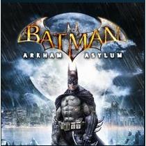 Batman Arkham Asylum Ps3 Jogos Codigo Psn