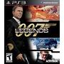 Jogo Ps3 007 Legends Importado Frete Grátis!!!