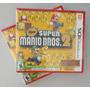 New Super Mario Bros 2 - Nintendo 3ds - Lacrado