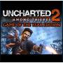 Uncharted 2 Among Thieves Ps3 Jogos Codigo Psn