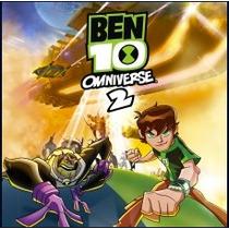 Ben 10 Omniverse 2 Ps3 Jogos Codigo Psn