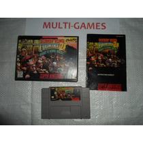 Donkey Kong Country 2 Completa - Original Super Nintendo