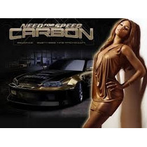 Need For Speed Carbon + Need For Sped Underground 1 E 2 Ps2
