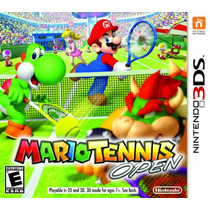 Mario Tennis Open - Nintendo 3ds - Original - Lacrado