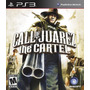 Call Of Juarez: The Cartel - Jogo Playstation 3 - Semi Novo