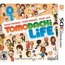 Tomodachi Life Nintendo 3ds Novo Lacrado