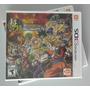 Dragon Ball Z: Extreme Butoden - Nintendo 3ds Lacrado