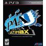Persona 4 Arena Ultimax Ps3 Envio Rapido Jogos Midia Digital