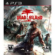 Jogo Ps3 Dead Island Original E Lacrado Mídia Física