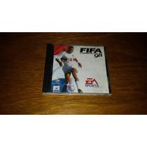 Fifa Soccer 98 - A Caminho Da Copa Original Computador Game