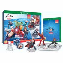 Disney Infinity 2.0 Marvel Super Heroes Xbox Onee + Brinde