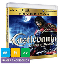 Castlevania Lords Of Shadow Ps3 Frete A Partir R$ 6,00