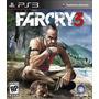 Far Cry 3 Português Ps3 Código Psn Promoção! 7 Anos Cadastro
