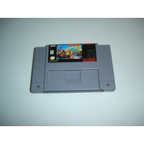 Snes Super Nintendo Donkey Kong Country 3 Original