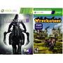 Darksiders Ii 2 + Wreckateer P/ Kinect Xbox 360 Original