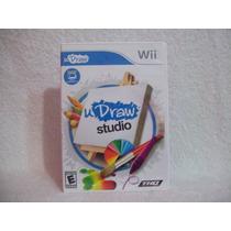 Jogo Wii Udraw Studio