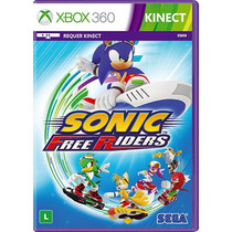 Jogo Sonic Free Riders - Kinect - Xbox 360