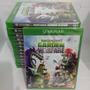 Plants Vs Zombies Xbox One Nacional, Novo/lacrado Rcr Games