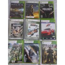 Games Originais E Completos Para Xbox 360 - Apenas R$ 39,90