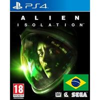 Alien Isolation Ps4 Cod Psn Envio Rápido