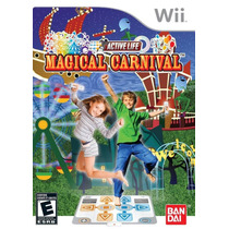 Jogo Nintendo Wii Magical Carnival Lacrado Frete R$ 5,00