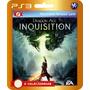 Dragon Age Inquisition (código Ps3) O Colecionador