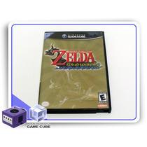 Gc The Legend Of Zelda The Wind Waker Original Gamecube