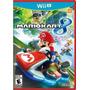 Mario Kart 8 Wii U Lacrado - Pronta Entrega