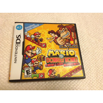 Mario Vs Donkey Kong Mini-land Mayhem! (nintendo Ds, 2010)