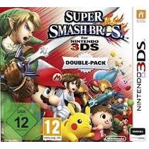 Super Smash Bros 3ds Pronta Entrega Frete Grátis